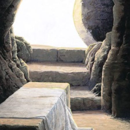 ressuscitou-jesus